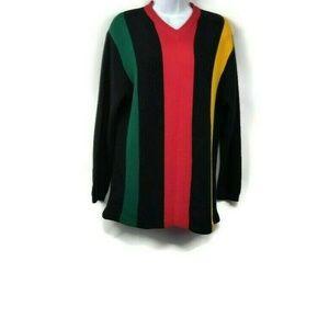 Tommy HilfIger Colorblock Vintage Sweater